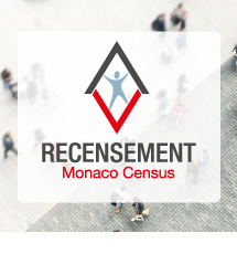 Recensement 2016 - Monaco Census