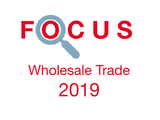 Couverture Focus Wholesale Trade 2019