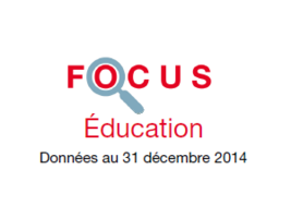 Couverture Focus Education 2014