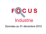 Couverture Focus Industrie 2013