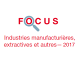 Couverture Focus Industrie 2017
