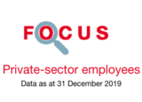 Couverture Focus Employees 2019