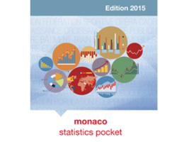 Couverture monaco statistics pocket 2015