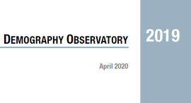Couverture 2019 Demography Observatory